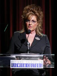 Caroline Aaron at The 4th Annual Jewish Image Awards.