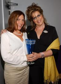 Caroline Aaron and Caryn Mandabach at The 4th Annual Jewish Image Awards.