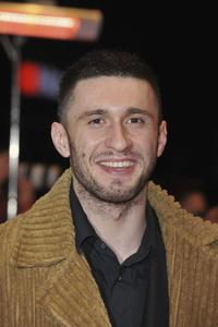 Dragos Bucur at the premiere of