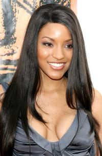 Drew Sidora at the 21st Annual Soul Train Awards.