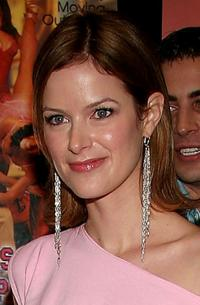 Sarah Smith at the after party of the premiere of