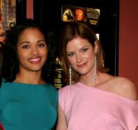 Elisha Imani Wilson and Sarah Smith at the after party of the premiere of