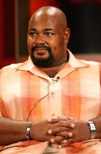 Kevin Michael Richardson at the 2006 Summer Television Critics Association Press Tour.