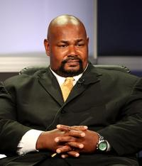 Kevin Michael Richardson at the A&E Network Channel 2008 Summer Television Critics Association Press Tour.