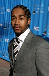 Omarion at the 39th NAACP Image Awards.