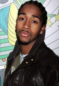 Omarion Grandberry at the MTV's Total Request Live.