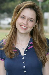 Jenna Fischer at A Time for Heroes Celebrity Carnival in Brentwood, California.