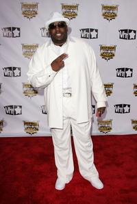 Kool Moe Dee at the 4th Annual VH1 Hip Hop Honors ceremony.