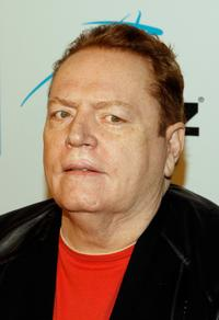 Larry Flynt at the premiere of