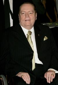 Larry Flynt at the ACLU's Bill of Rights Dinner Honoring Dustin Hoffman.
