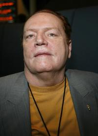 Larry Flynt at the DocuWeek opening night reception.