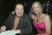 Larry Flynt and Dian Hanson at the Taschen Store in California.