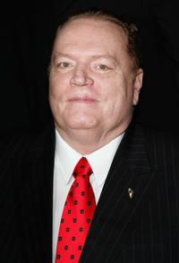 Larry Flynt at the American Civil Liberties Union of Southern California's Annual Bill of Rights dinner.