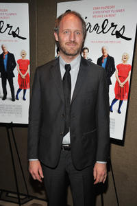 Mike Mills at the New York premiere of