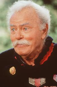 Harvey Korman As Wilmas Father Colonel Slaghoople.