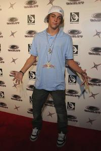 Ryan Sheckler at the Oakley, BME Recording & Crunk Energy Drink Host Pre-VMA Party.