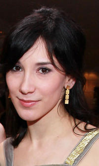 Sibel Kekilli at the Diva Award 2011 in Germany.
