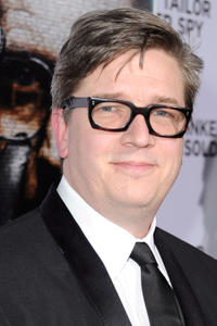 Tomas Alfredson at the premiere of