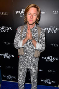Greg Cipes at the IGN and Focus Features Comic-Con 2013 Party in California.