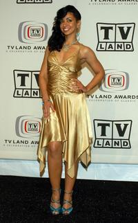 Mya Harrison at the 2005 TV Land Awards.