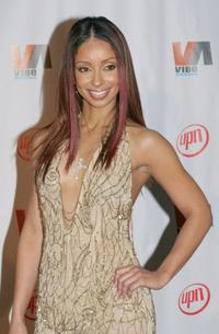 Mya Harrison at the Vibe Awards: Beats, Style, Flavor.