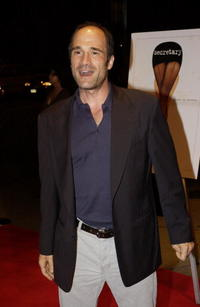 Elias Koteas at the premiere of