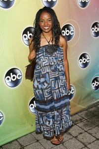 Dana Davis at the ABC Television Network Upfront.