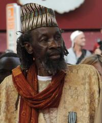 Sotigui Kouyate at the screening of