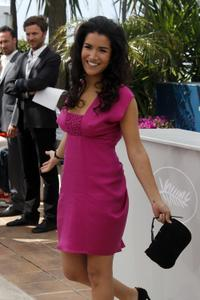 Sabrina Ouazani at the 63rd Cannes Film Festival.