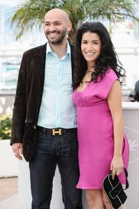 Farid Larbi and Sabrina Ouazani at the 63rd Annual Cannes Film Festival.