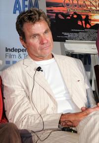 Martin Kove at the press conference of
