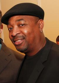 Chuck D at the Chrysler LLC's 6th Annual Behind The Lens Award.