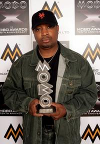 Chuck D at the MOBO Awards 2005.