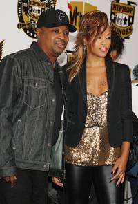 Chuck D and Guest at the 2008 VH1 Hip Hop Honors.
