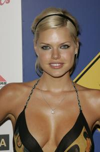 Sophie Monk at the Penfolds Icon Gala presented by G'Day La: Australia Week 2006.