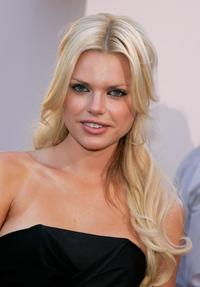 Sophie Monk at premiere of