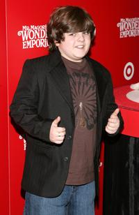 Josh Flitter at the world premiere of