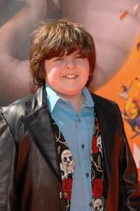 Josh Flitter at the premiere of