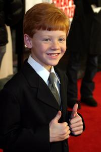 Forrest Landis at the premiere of