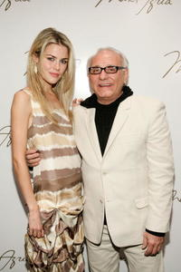 Rachael Taylor at the Max Azria Fall 2007 fashion show in New York.