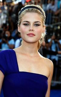 Actress Rachael Taylor at the
