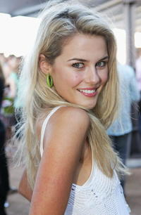 Actress Rachael Taylor at the Channel 7 Cocktail Party in Sydney.