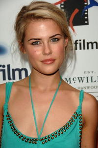 Actress Rachael Taylor attends the Australians In Film 2006 Breakthrough Awards in Beverly Hills.