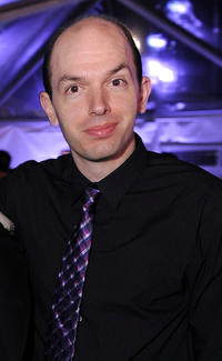 Paul Scheer at the Bud Light Hotel Hosts Performances in Texas.