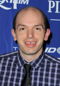 Paul Scheer at the Bud Light Hotel Hosts The Playboy party in Texas.