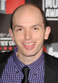 Paul Scheer at the 16th annual Critics' Choice Movie Awards in California.