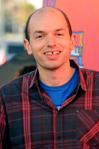 Paul Scheer at the FOX 2010 summer Television Critics Association all-star party in California.