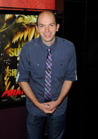 Paul Scheer at the California premiere of