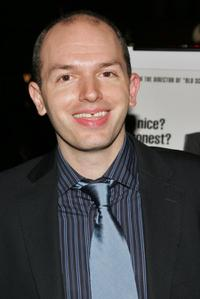 Paul Scheer at the premiere of