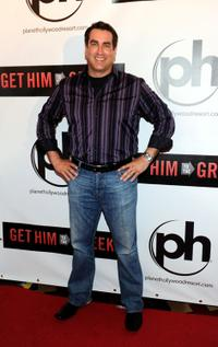 Rob Riggle at a screening of